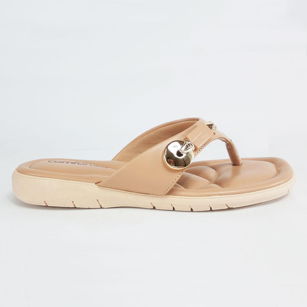 Chinelo Feminino Comfort Flex   -  FlexPé Calçados