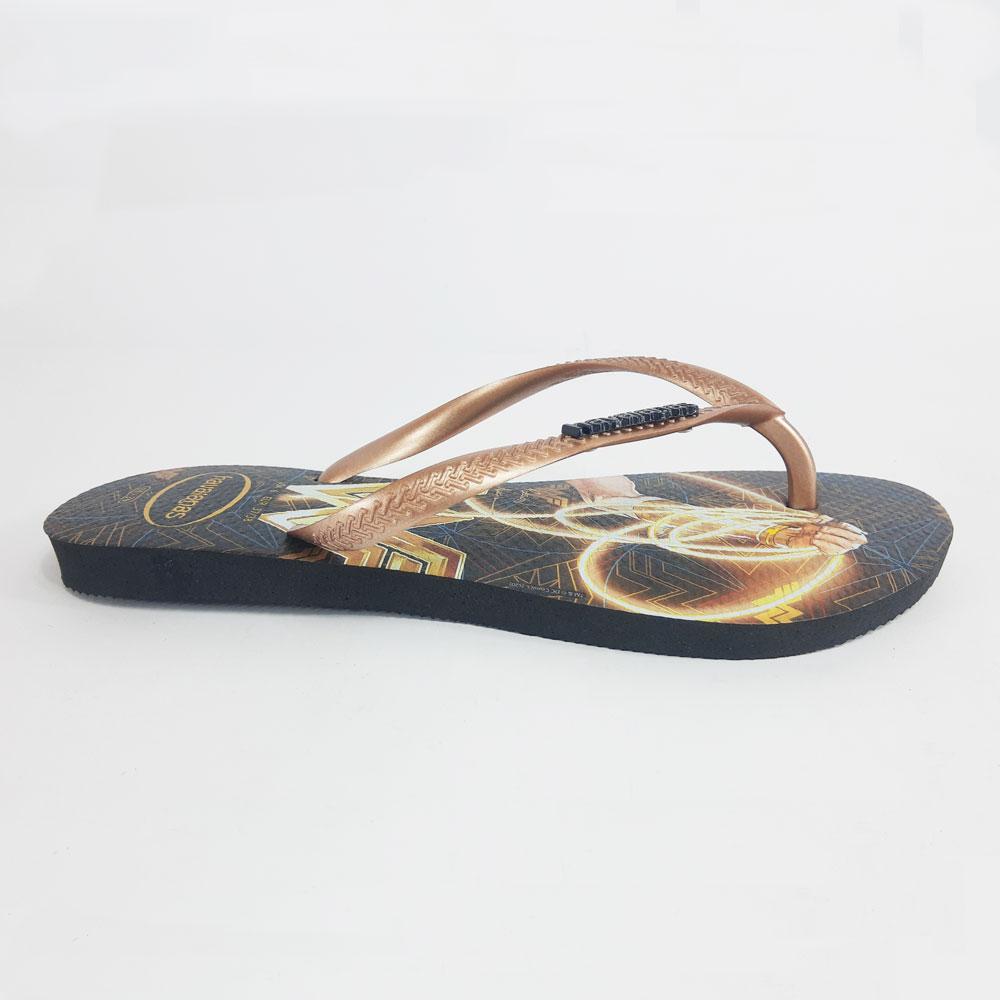 Chinelo Feminino Havaianas Slim Heroínas   -  FlexPé Calçados