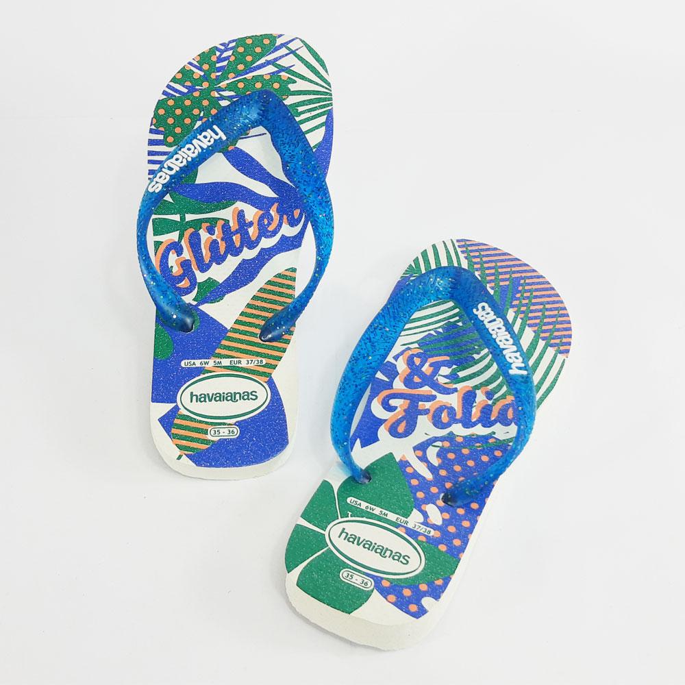 Chinelo Feminino Havaianas Top Festa  -  FlexPé Calçados
