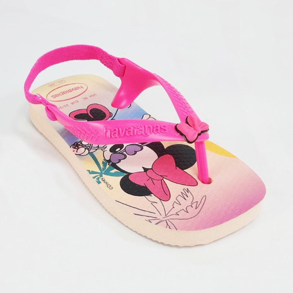 Chinelo Infantil Havaianas Baby Disney Classics   -  FlexPé Calçados