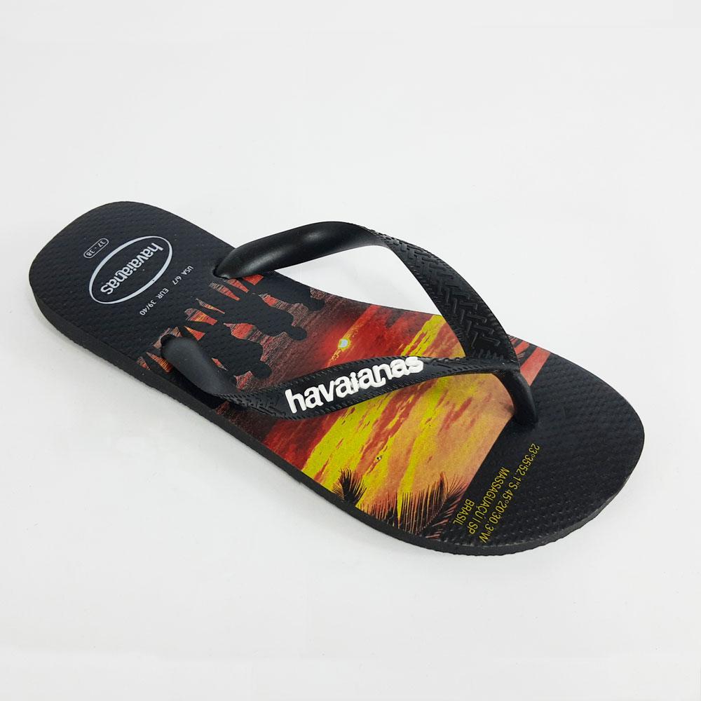 Chinelo Masculino Havaianas Hype   -  FlexPé Calçados