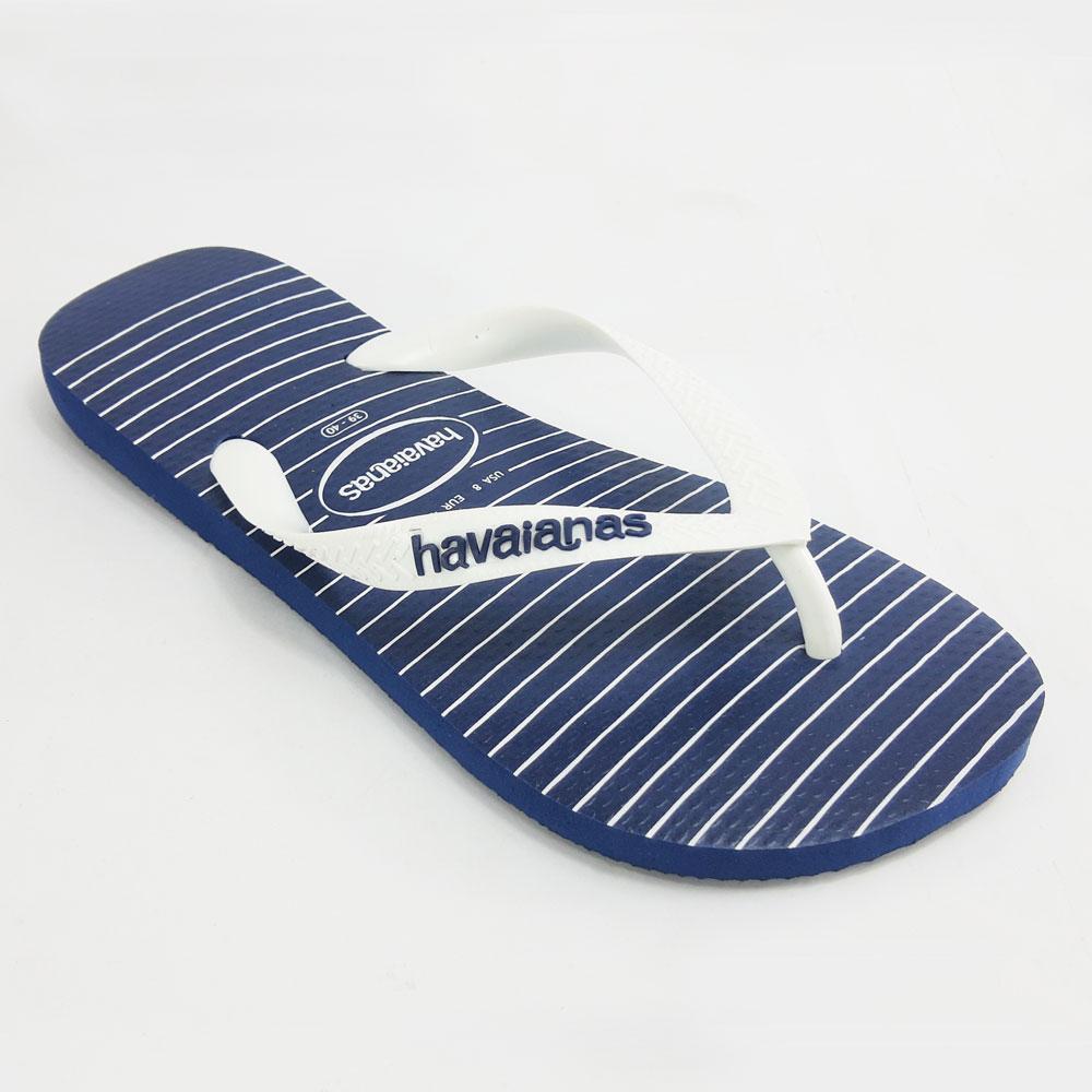 Chinelo Masculino Havaianas Top Nautical  -  FlexPé Calçados