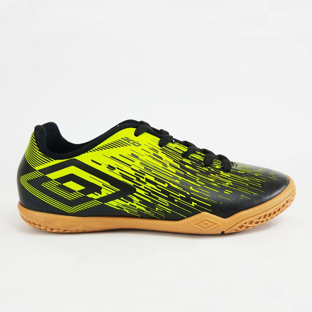 Chuteira Juvenil Umbro Acid II Jr Futsal  -  FlexPé Calçados