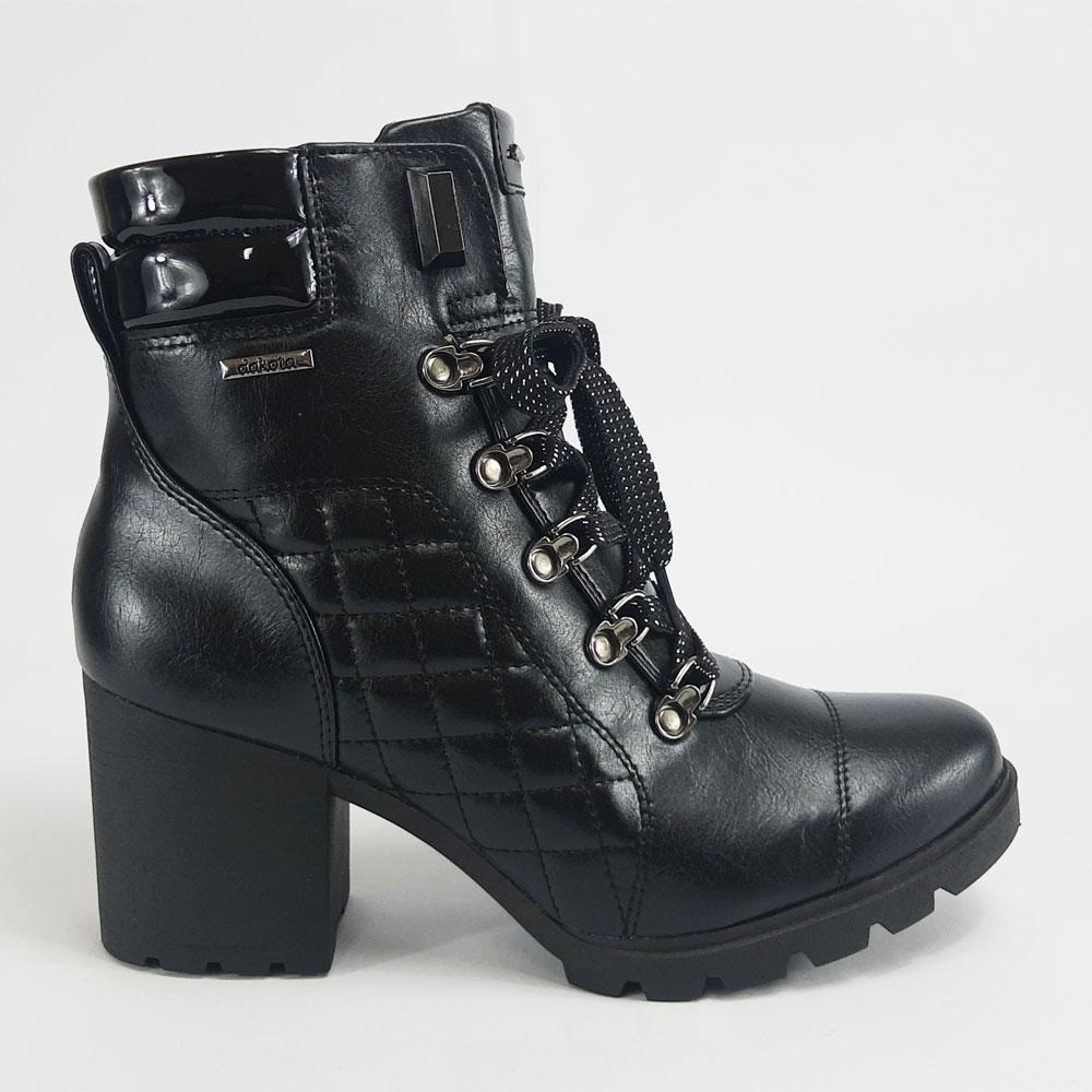 Coturno Feminino Dakota  -  FlexPé Calçados