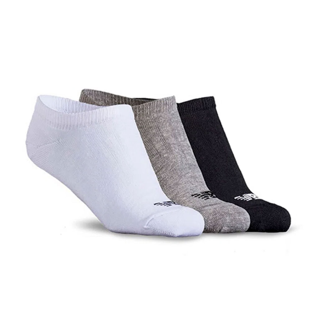 Kit Meia Masculina New Balance  -  FlexPé Calçados