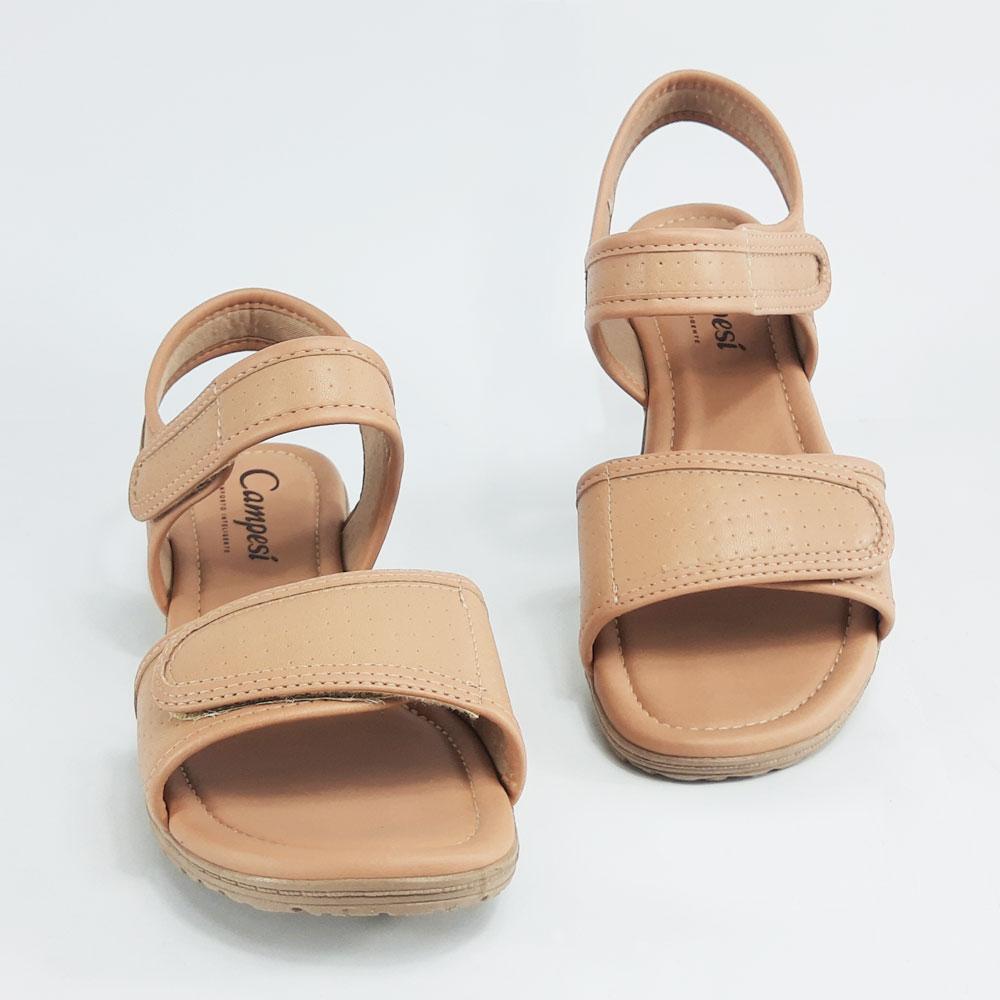 Papete Feminina Campesi  -  FlexPé Calçados