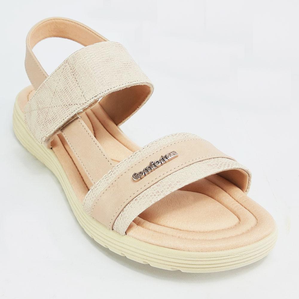 Papete Feminina Comfort Flex  -  FlexPé Calçados