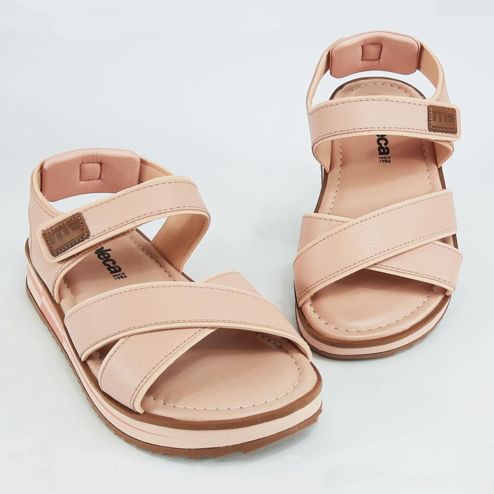 Papete Feminina Moleca  -  FlexPé Calçados
