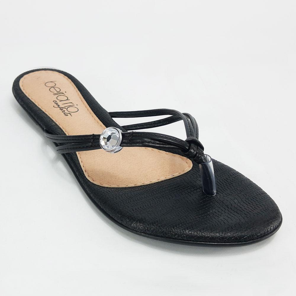 Rasteira Feminina Beira Rio  -  FlexPé Calçados