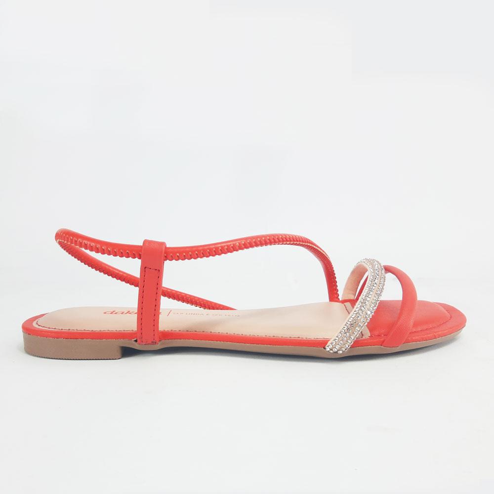 Rasteira Feminina Dakota  -  FlexPé Calçados
