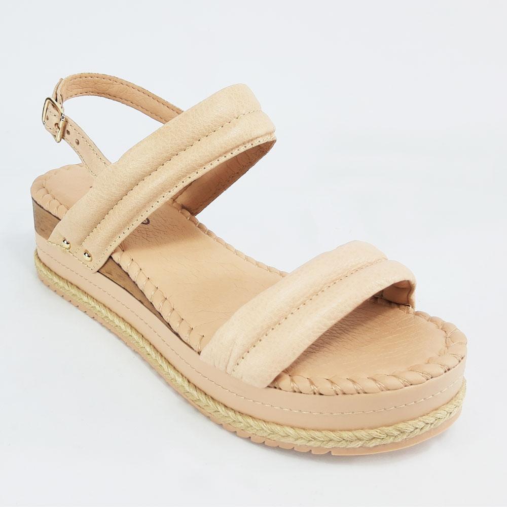 Sandália Feminina Bottero  -  FlexPé Calçados