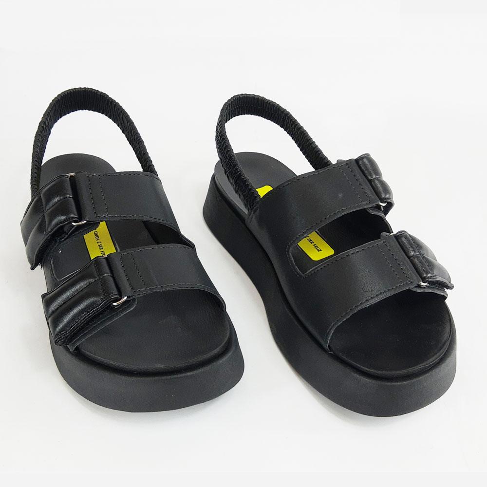 Sandália Feminina Dakota  -  FlexPé Calçados