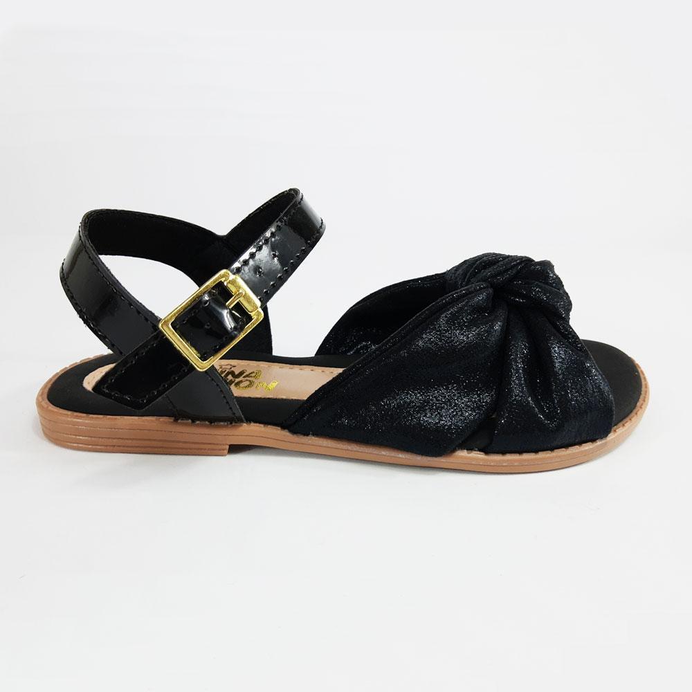 Sandália Feminina Infantil Menina Fashion  -  FlexPé Calçados