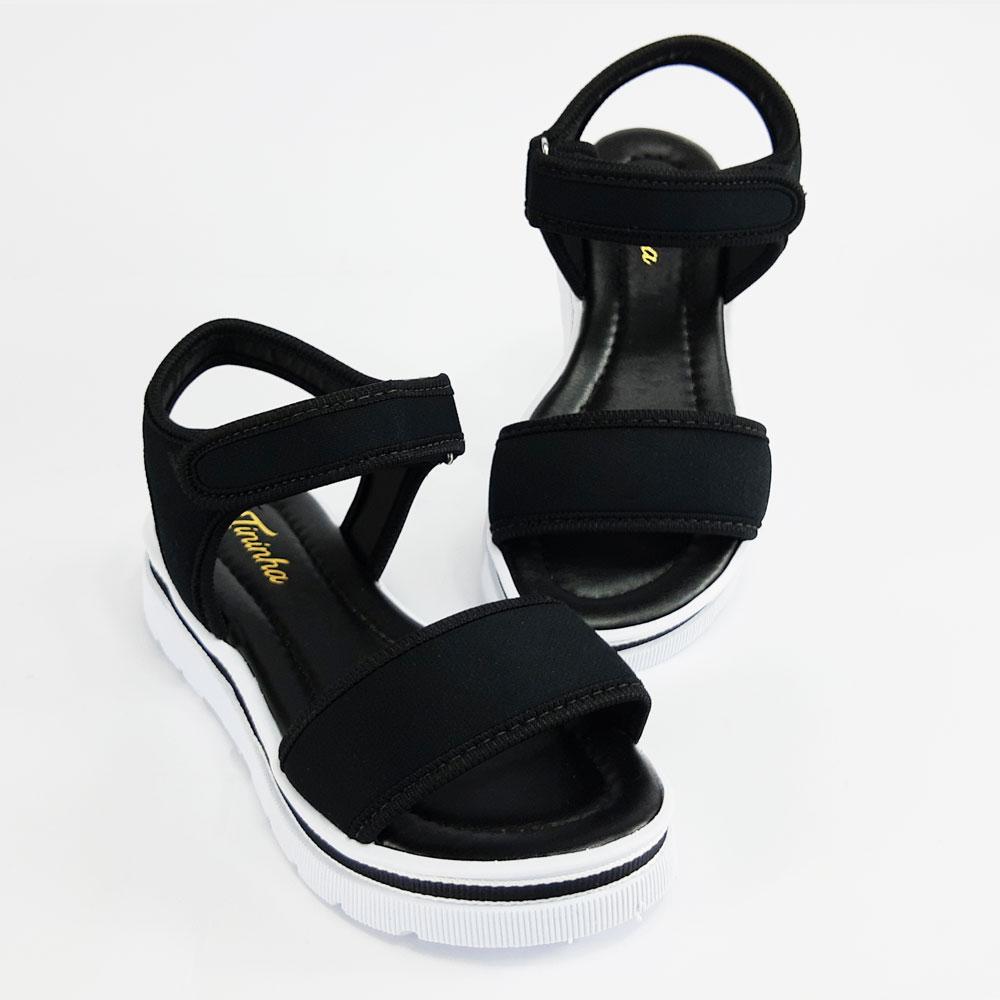 Sandália Feminina Infantil Tininha  -  FlexPé Calçados