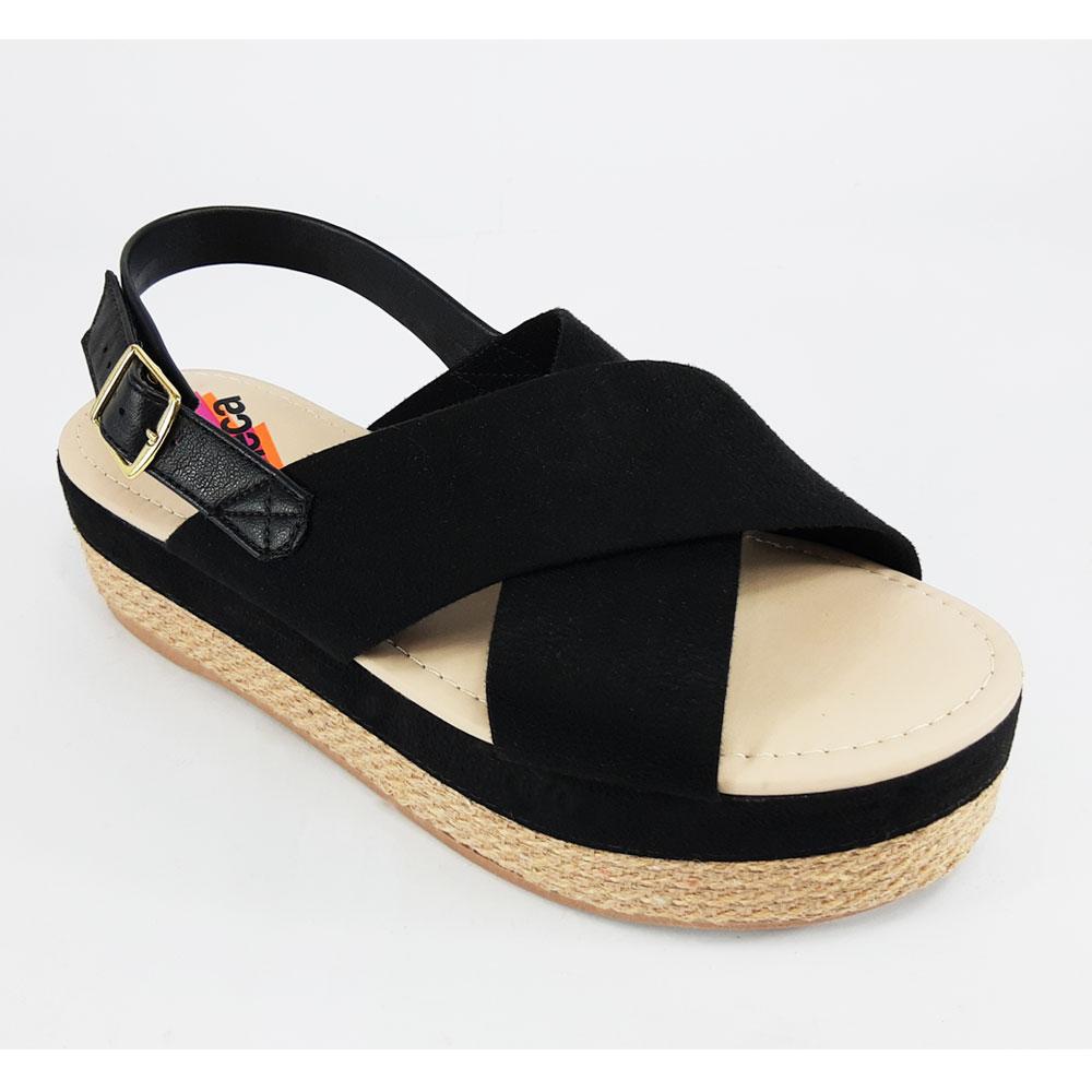 Sandália Feminina Moleca   -  FlexPé Calçados