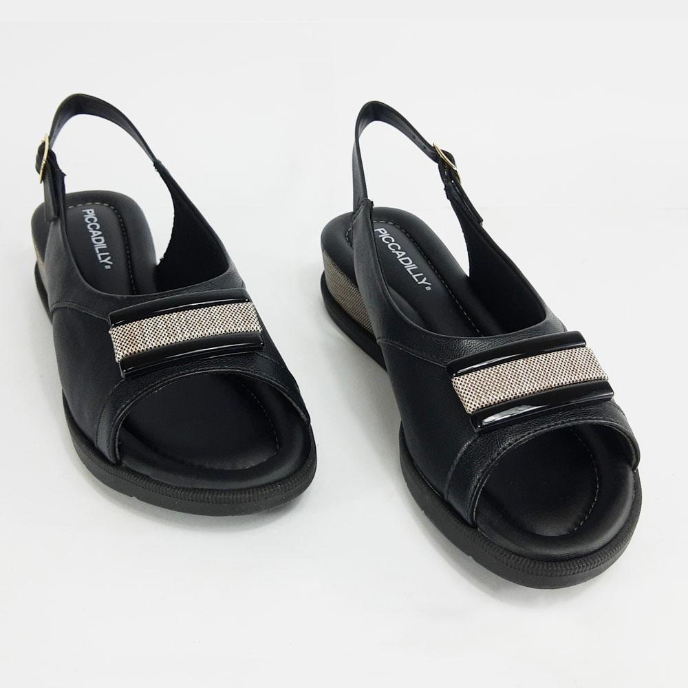 Sandália Feminina Piccadilly  -  FlexPé Calçados