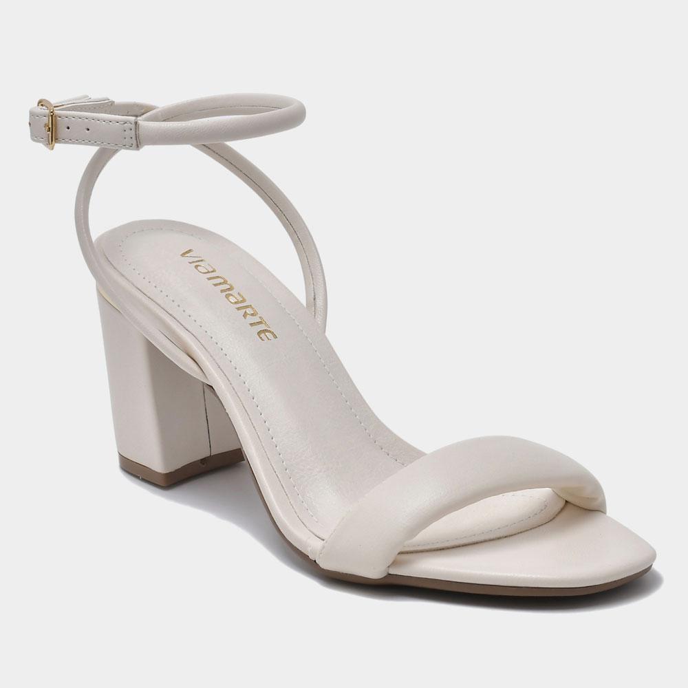 Sandália Feminina Via Marte   -  FlexPé Calçados