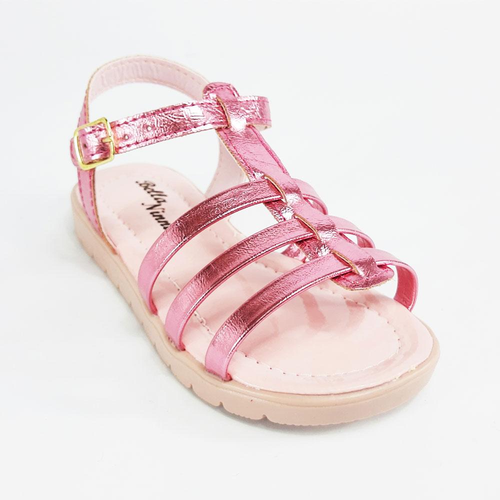 Sandália Infantil Feminina Bella Ninna  -  FlexPé Calçados