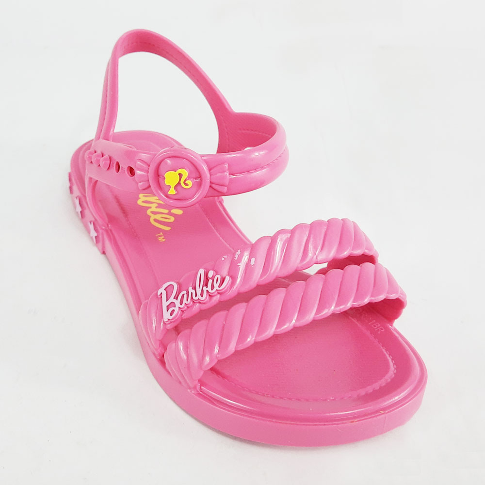 Sandália Infantil Grendene Barbie Candy  -  FlexPé Calçados