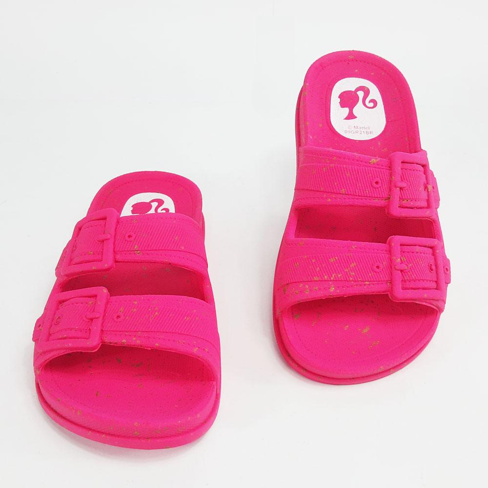 Sandália Infantil Grendene Barbie Summer  -  FlexPé Calçados