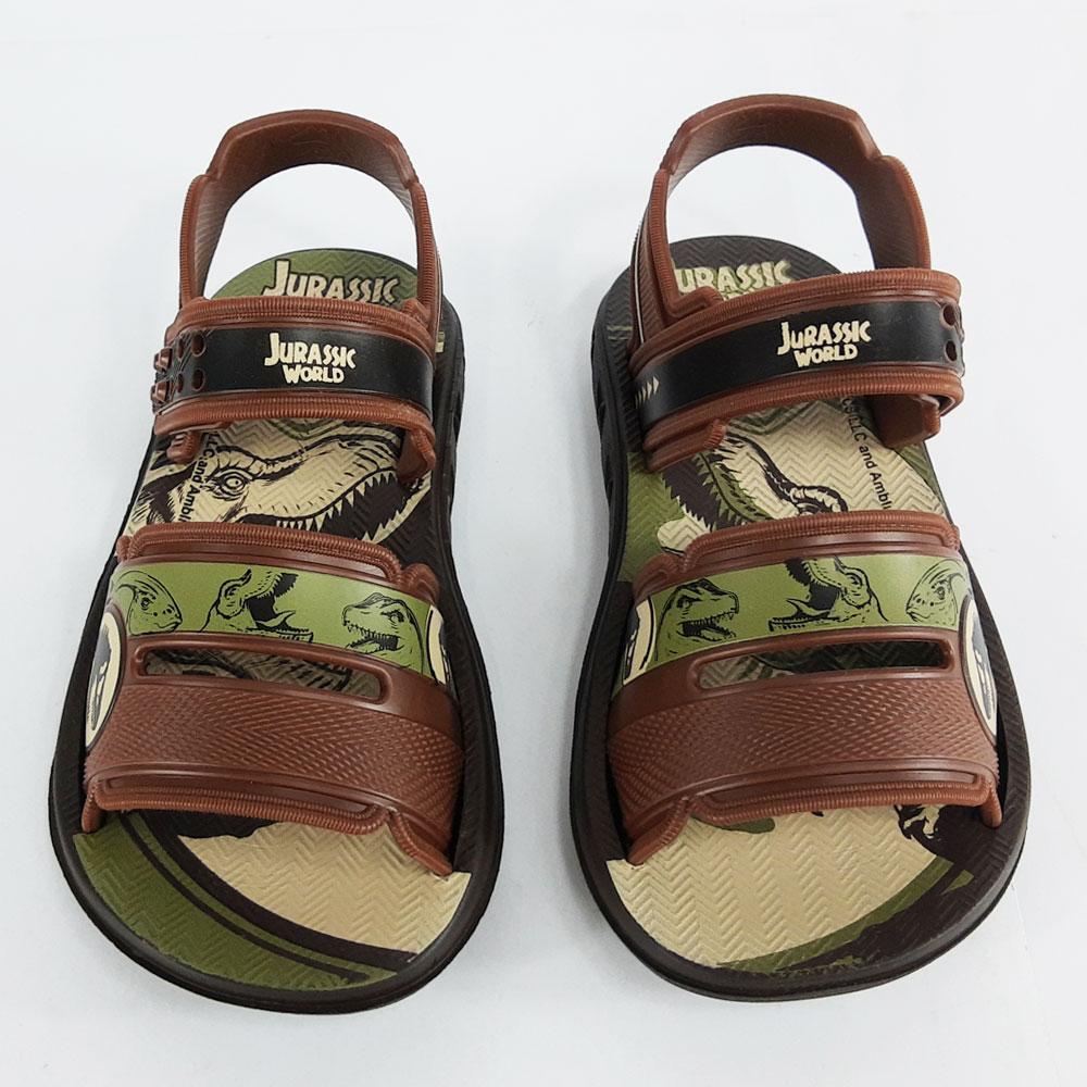 Sandália Infantil Grendene Jurassic Park  -  FlexPé Calçados