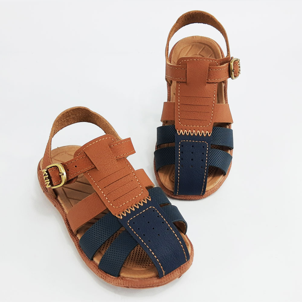 Sandália Masculina Infantil Klin  -  FlexPé Calçados