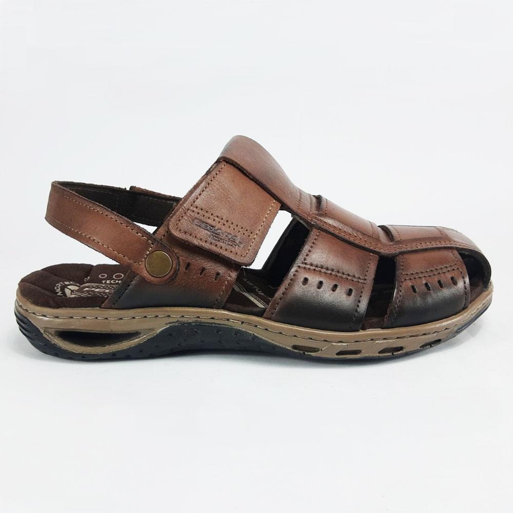 Sandália Masculina Pegada  -  FlexPé Calçados
