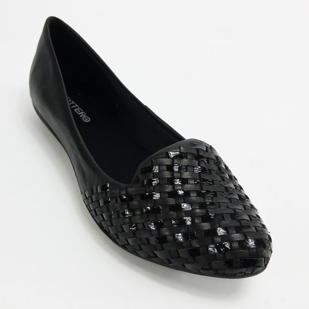 Sapatilha Feminina Bottero  -  FlexPé Calçados