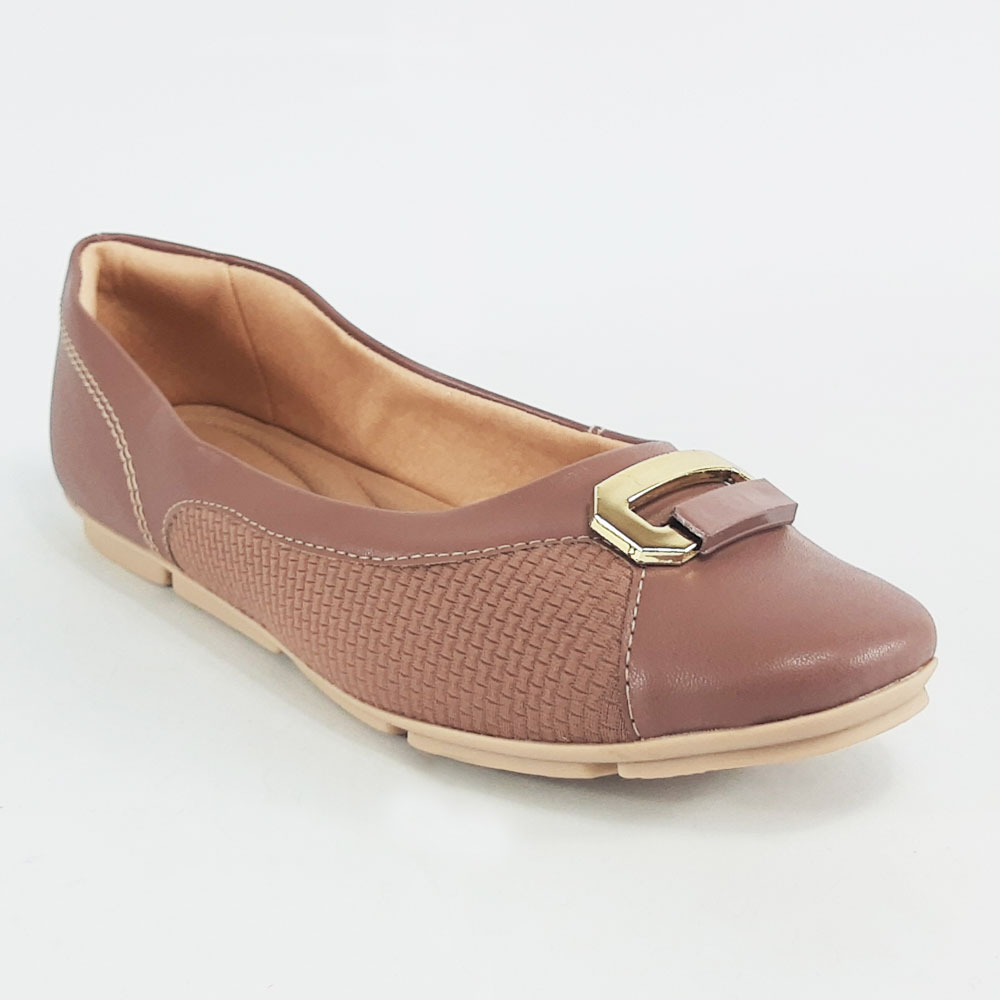 Sapatilha Feminina Comfort Flex  -  FlexPé Calçados