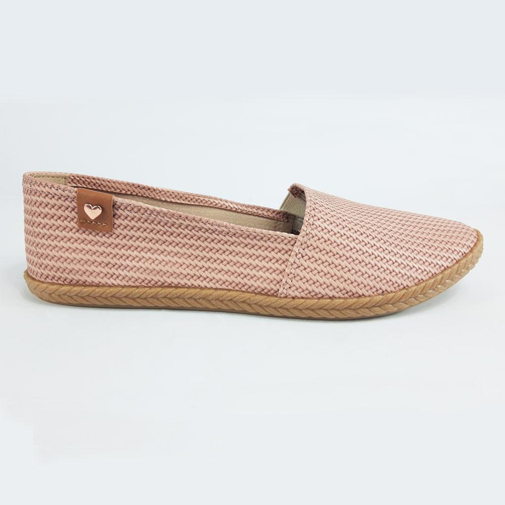 Sapatilha Feminina Moleca  -  FlexPé Calçados