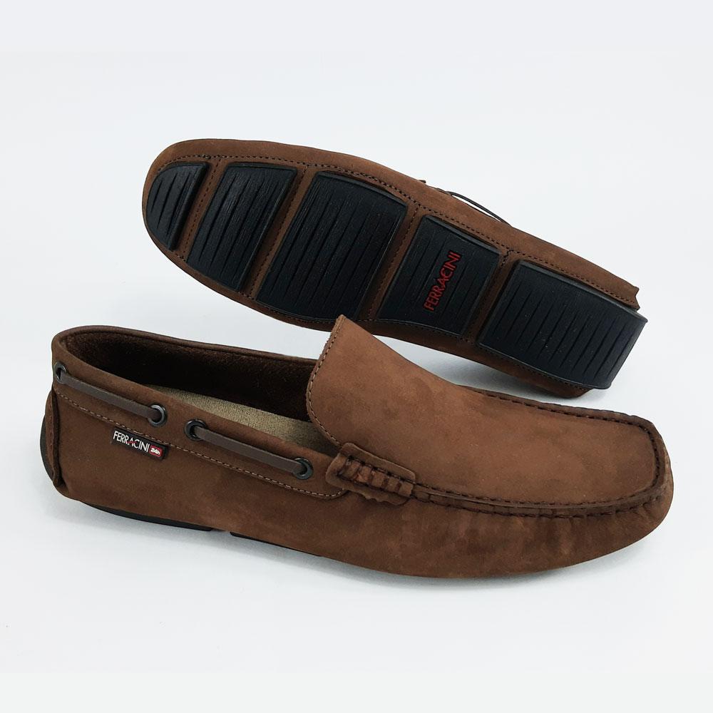 Sapato Casual Masculino Ferracini  -  FlexPé Calçados