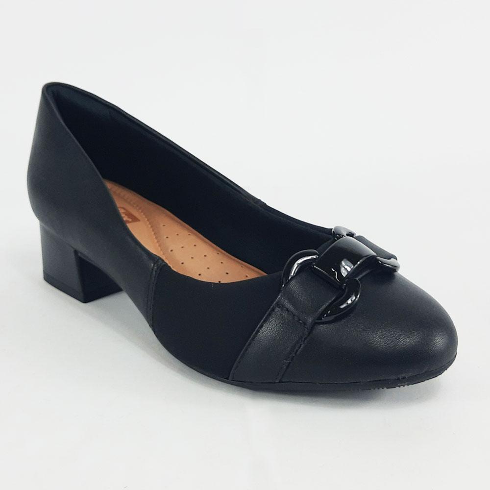 Sapato Feminino Comfort Flex  -  FlexPé Calçados