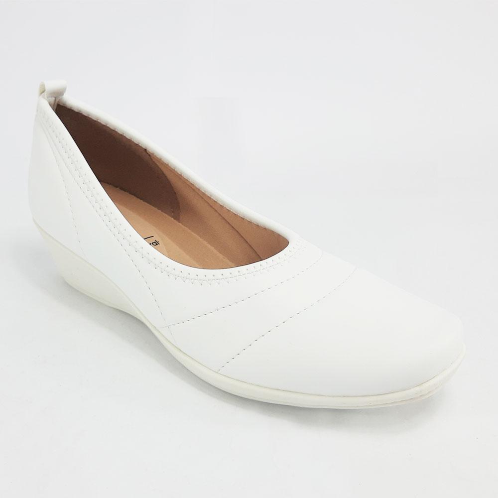 Sapato Feminino Piccadilly Antiviral  -  FlexPé Calçados