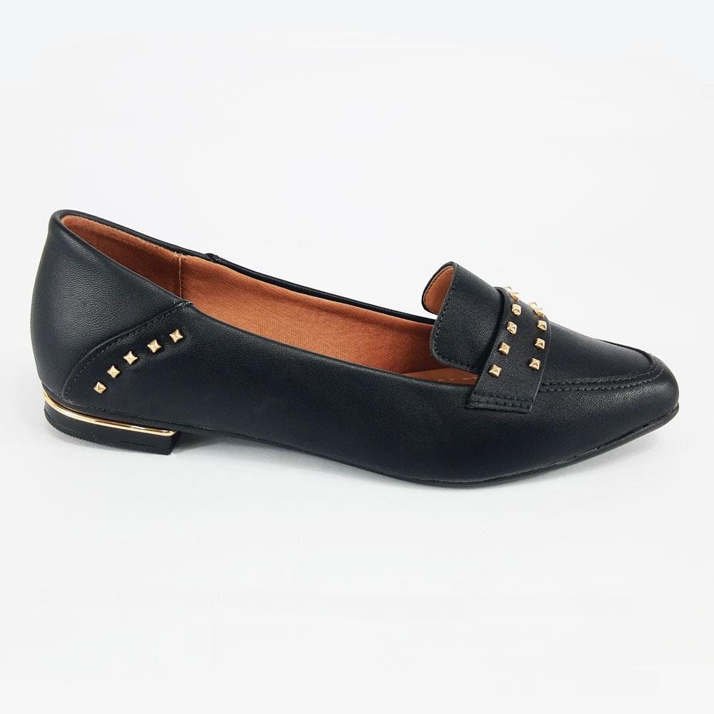 Sapato Mocassim Feminino Vizzano  -  FlexPé Calçados