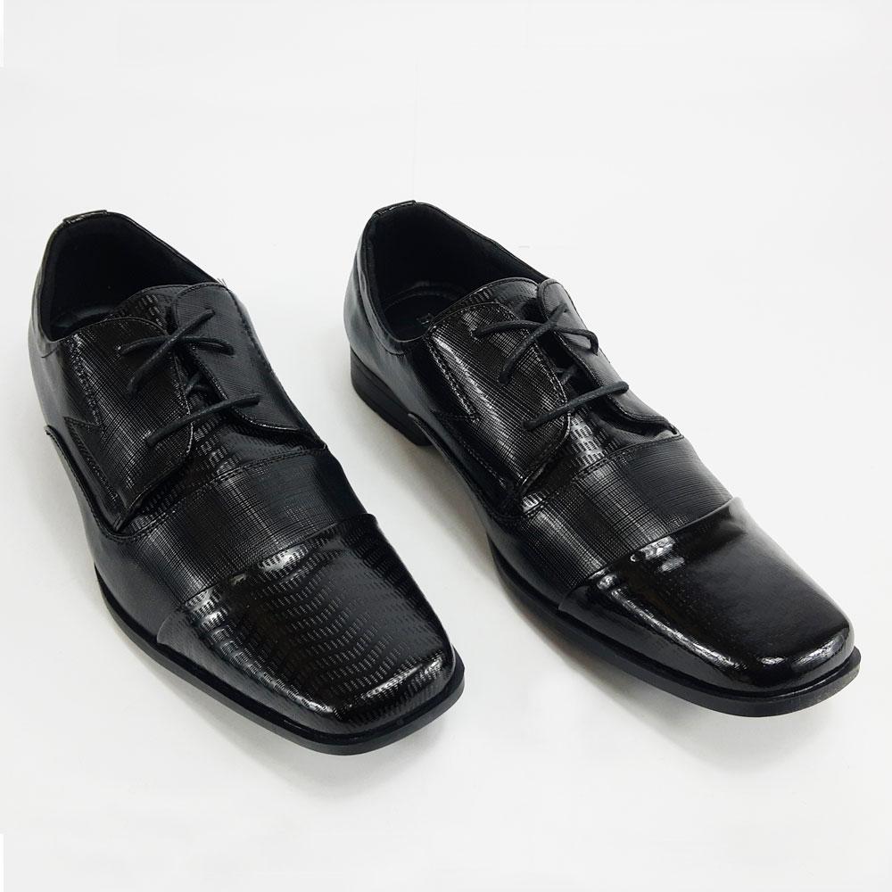 Sapato Social Masculino Broken Rules  -  FlexPé Calçados