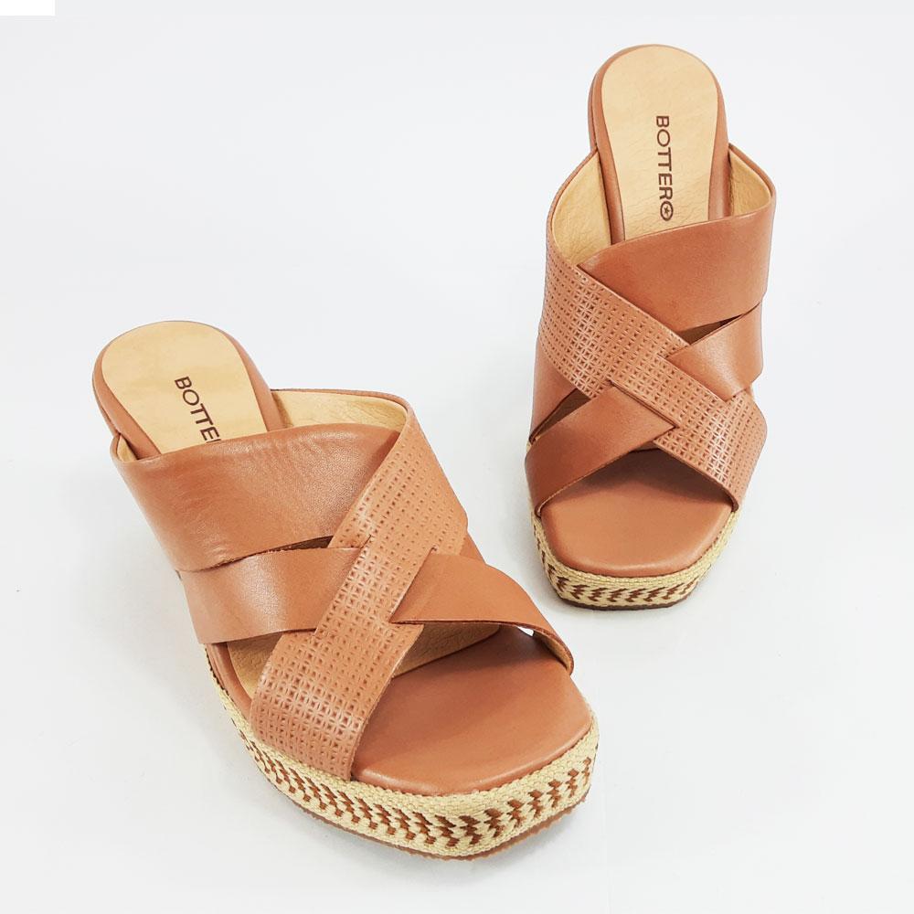Tamanco Feminino Bottero  -  FlexPé Calçados