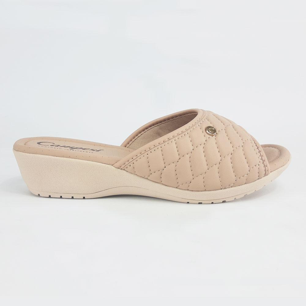 Tamanco Feminino Campesi  -  FlexPé Calçados