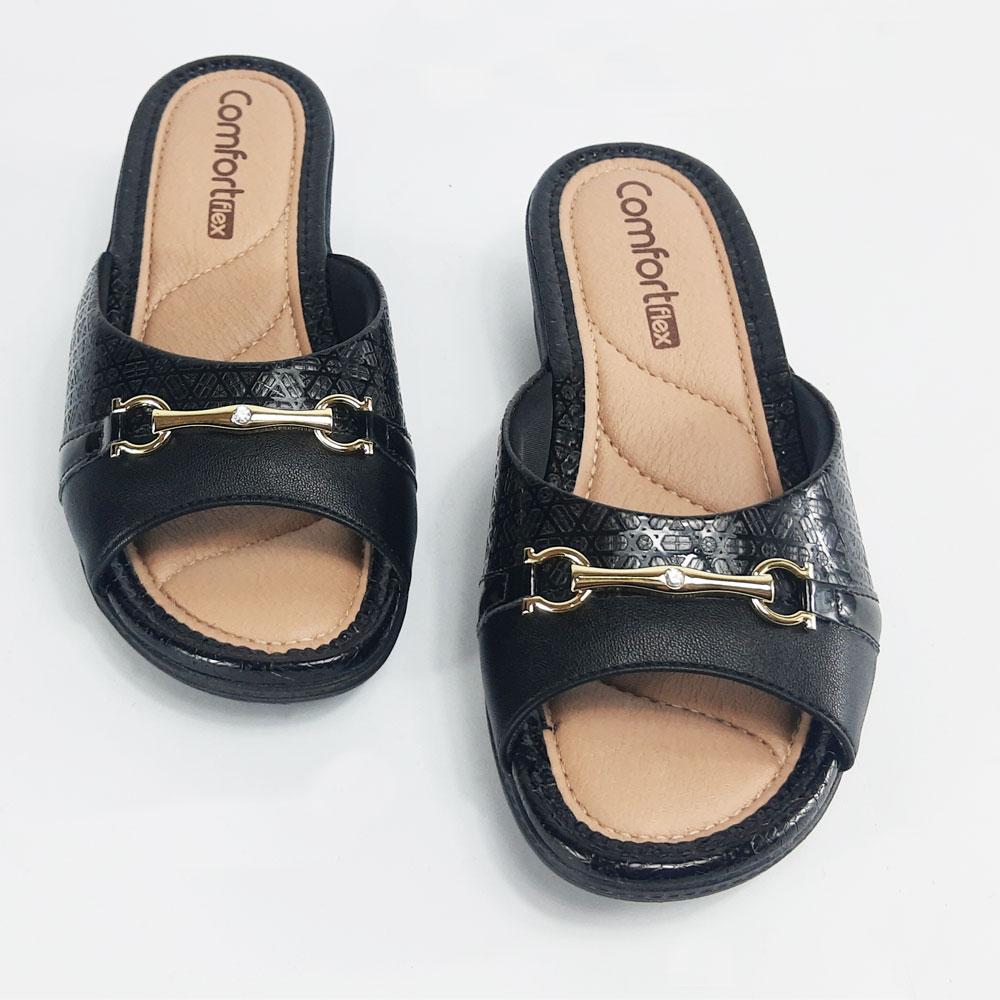 Tamanco Feminino Comfort Flex  -  FlexPé Calçados