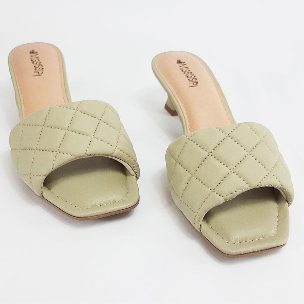 Tamanco Feminino Mississipi  -  FlexPé Calçados