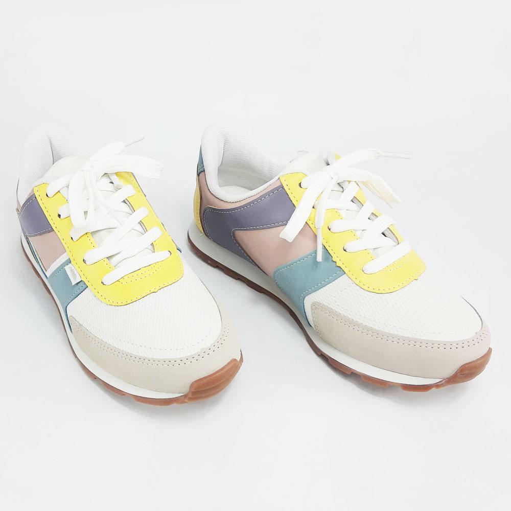 Tênis Casual Feminino Dakota  -  FlexPé Calçados