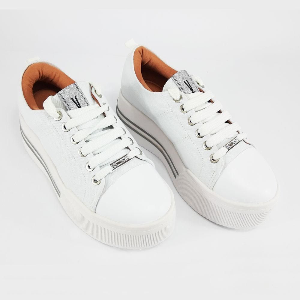 Tênis Casual Feminino Flatform Vizzano  -  FlexPé Calçados