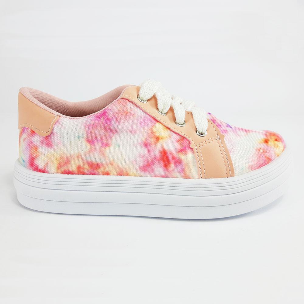 Tênis Feminino Infantil Menina Fashion  -  FlexPé Calçados