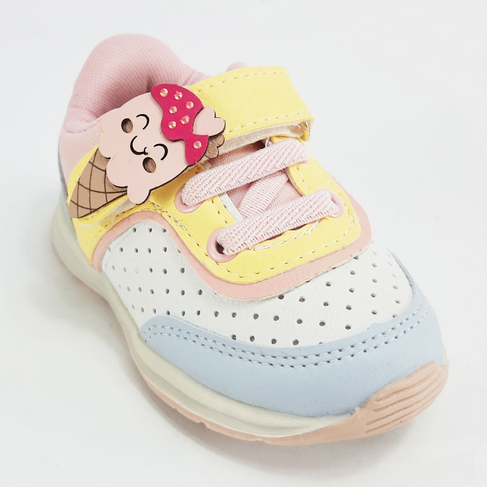 Tênis Infantil Camin Colore  -  FlexPé Calçados