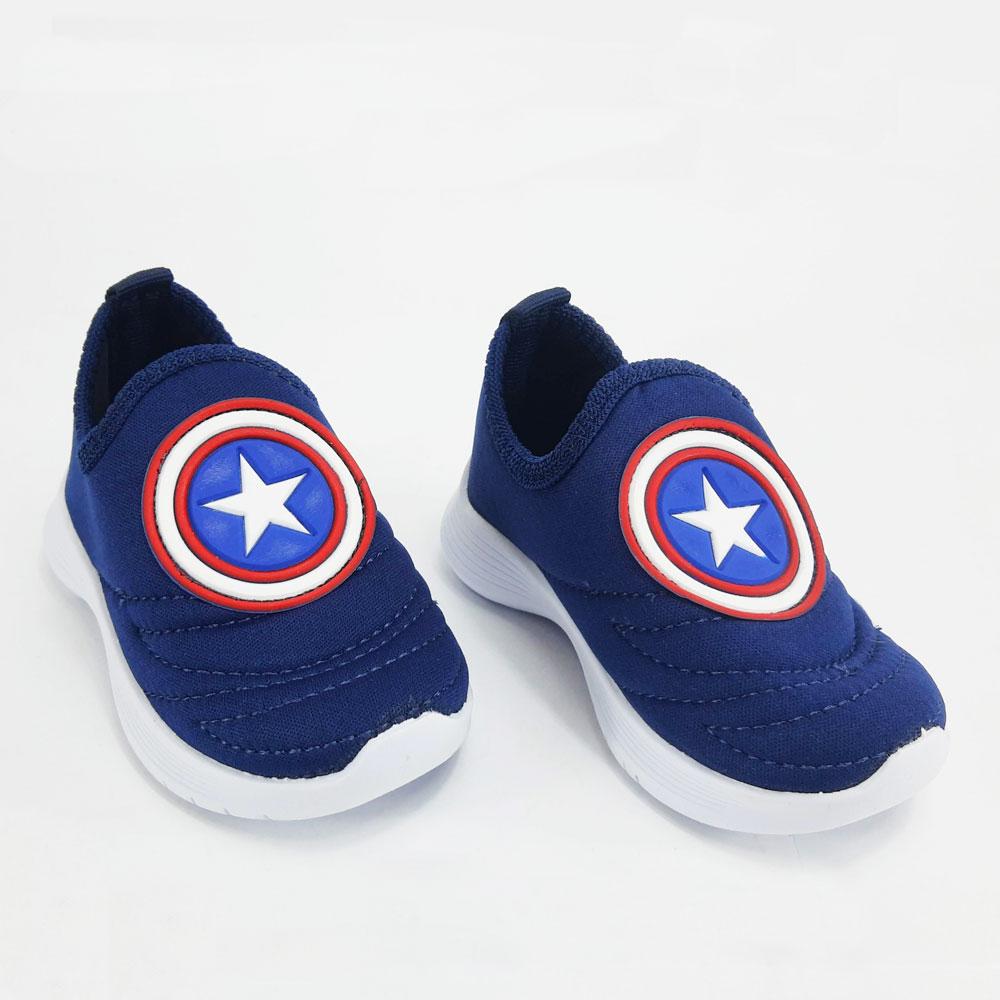 Tênis Infantil Mabis Baby Capitão América  -  FlexPé Calçados