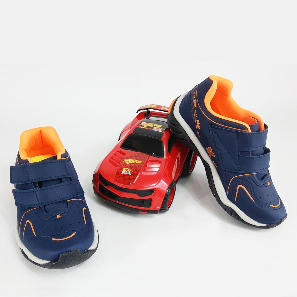 Tênis Infantil Kidy Play  -  FlexPé Calçados