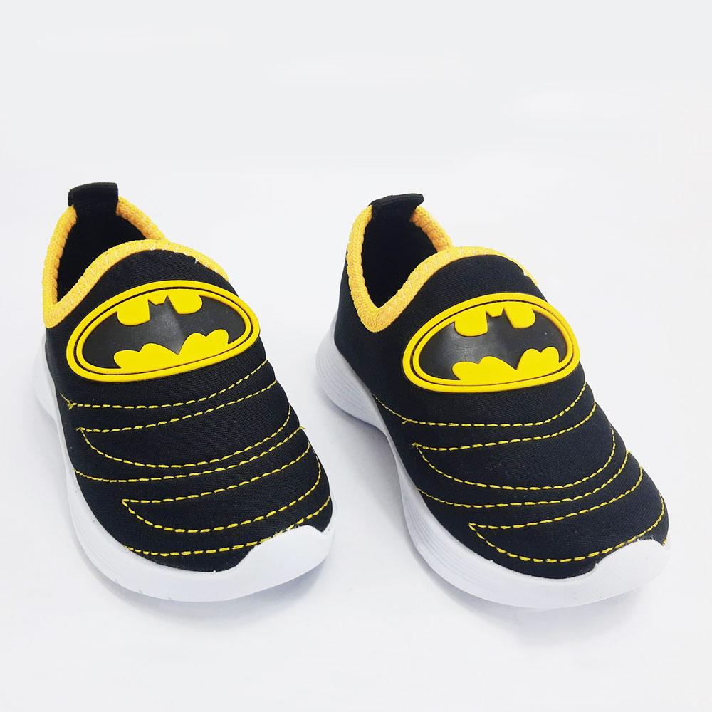 Tênis Infantil Mabis Baby Batman  -  FlexPé Calçados