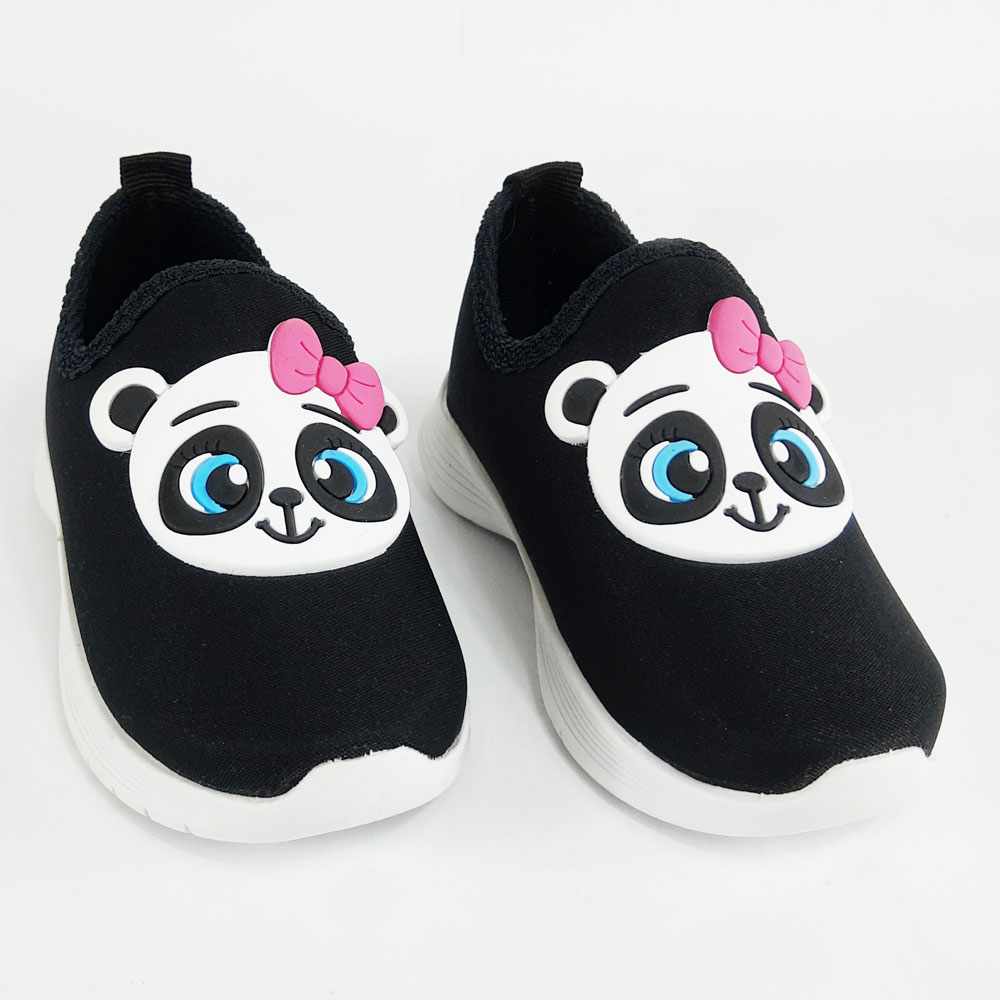 Tênis Infantil Mabis Baby Panda  -  FlexPé Calçados