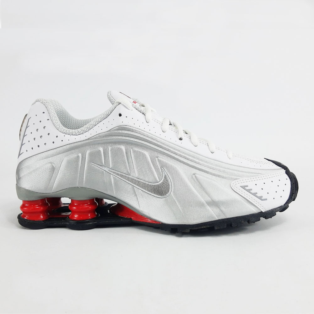 Tênis Masculino Nike Shox R4  -  FlexPé Calçados