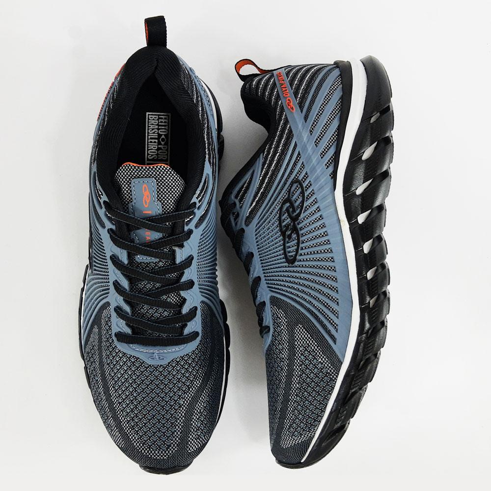 Tênis Masculino Olympikus Linear  -  FlexPé Calçados