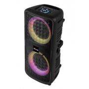 Caixa amplificada Zellox c/ bateria ZLX-600